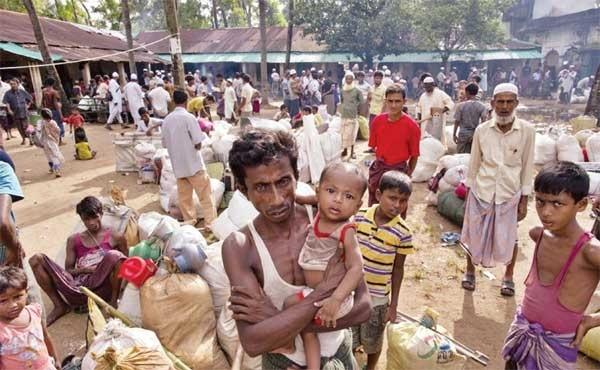 মিয়ানমার মুসলিম নয়, শুধু হিন্দু রোহিঙ্গদের নিতে আগ্রহী