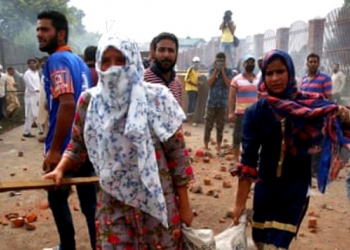 যেখানে ভারতীয় বাহিনীর বিরুদ্ধে 'আজাদির লড়াই' থামেনি